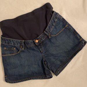 Old Navy Maternity Stretch Denim Shorts